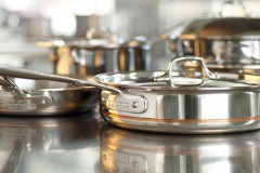 Copper Core Pans - The Happy Cooker - Cookware - Winnipeg, Manitoba