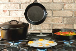 Seasoned Cast Iron Collection - The Happy Cooker - Cookware - Winnipeg - Manitoba