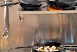 Seasoned Steel Collection - The Happy Cooker - Cookware - Winnipeg - Manitoba