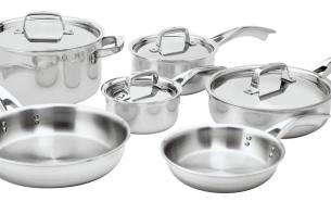 Tru-Clad - The Happy Cooker - Cookware - Winnipeg - Manitoba