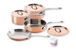 Copper Cookware - The Happy Cooker - Cookware - Winnipeg - Manitoba