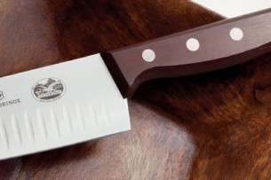 Forged Rosewood - The Happy Cooker - Kitchen Knives - Winnipeg - Manitoba