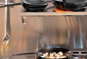 Seasoned Steel Collection - The Happy Cooker - Cookware - Winnipeg - Manitoba