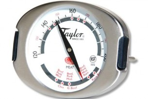 Taylor Thermometers - The Happy Cooker - Kitchen Knives - Winnipeg - Manitoba