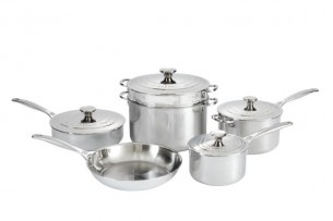Stainless Steel - The Happy Cooker - Cookware - Winnipeg - Manitoba